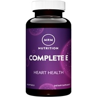 MRM - Complete E - 60 Softgels, from category: Vitamins & Minerals