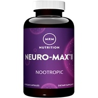 MRM - Neuro-Max II - 60 Vegetarian Capsules, from category: Herbs