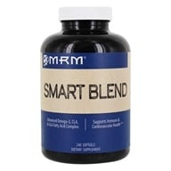 MRM - Smart Blend Advanced CLA, GLA & Omega Fatty Acid Complex - 240 Softgels, from category: Nutritional Supplements
