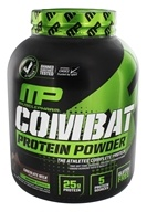 Muscle Pharm - Combat Advanced Time Release Protein Powder Chocolate Milk - 4 lbs.