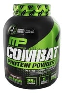 Image of Muscle Pharm - Combat Advanced Time Release Protein Powder Chocolate Milk - 4 lbs.