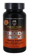 Healthy N' Fit - Advanced Steroidal Complex Triple Stack with Tribulus - 90 Capsules