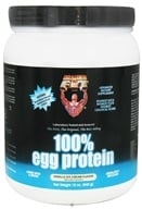 Image of Healthy N' Fit - 100% Egg Protein Vanilla Ice Cream - 12 oz.