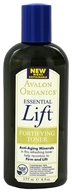 Avalon Organics - Essential Lift Fortifying Toner - 6 oz.