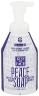 Kiss My Face - Peace Soap 100% Natural Foaming Castile Hand Soap Lavender Mandarin - 8 oz.