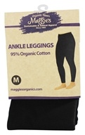 Maggie's Organics - Tights Footless Medium Black - 1 Pair, from category: Personal Care