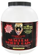 Healthy N' Fit - Muscular Weight Gain 2 Extreme Vanilla - 4.4 lbs. (799750000636)