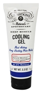 JR Watkins - Naturals Apothecary Deep Muscle Cooling Gel - 3.3 oz., from category: Personal Care