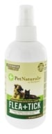 Pet Naturals of Vermont - Protect Flea and Tick Repellent For Dogs & Cats - 8 oz., from category: Pet Care