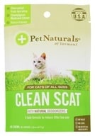 Pet Naturals of Vermont - Clean Scat Chicken Liver Flavored - 45 Chews