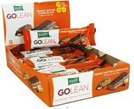 Image of Kashi - GoLean Protein & Fiber Bar Peanut Butter & Chocolate - 1.9 oz.