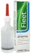 C.B. Fleet Co., Inc. - Fleet Enema Saline Laxative - 4.5 oz. (301320201406)