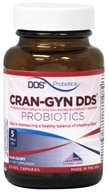 UAS Laboratories - Cran-Gyn DDS Urinary Tract Health & Gastrointestinal Support - 60 Vegetarian Capsules