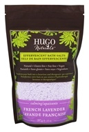 Image of Hugo Naturals - Effervescent Bath Salts Calming French Lavender - 14 oz.