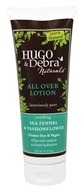 Image of Hugo Naturals - All Over Lotion Soothing Sea Fennel & Passionflower - 8 oz.