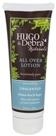 Hugo Naturals - All Over Lotion Nourishing Unscented - 8 oz.
