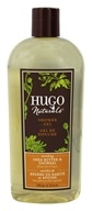 Image of Hugo Naturals - Shower Gel Enriching Shea Butter & Oatmeal - 12 oz.