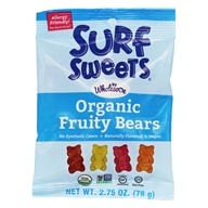 Surf Sweets - Fruity Bears Organic - 2.75 oz. (891475001049)