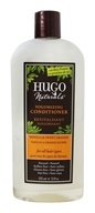 Hugo Naturals - Conditioner Volumizing Vanilla & Sweet Orange - 12 oz. (879779004034)