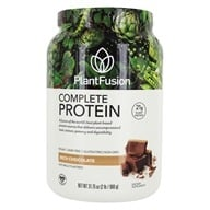 PlantFusion - Nature's Most Complete Plant Protein Chocolate - 2 lbs., from category: Health Foods