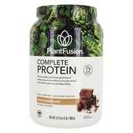 PlantFusion - Nature's Most Complete Plant Protein Chocolate - 2 lbs. by PlantFusion