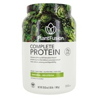 PlantFusion - Nature's Most Complete Plant Protein Lightly Sweetened Unflavored - 2 lbs. - $28.59