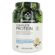 PlantFusion - Nature's Most Complete Plant Protein Vanilla Bean - 2 lbs., from category: Health Foods