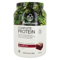 Image of PlantFusion - Nature's Most Complete Plant Protein Chocolate Raspberry - 2 lbs.