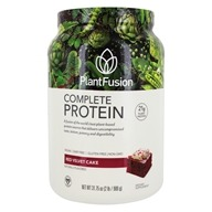 PlantFusion - Nature's Most Complete Plant Protein Chocolate Raspberry - 2 lbs. by PlantFusion
