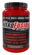 NitroFusion - Multi Source Protein Chocolate - 2 lbs., from category: Health Foods