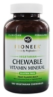Chewable Vitamin Mineral Fruit Flavor - 180 Chewables