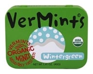 Vermints - Organic Mints Wintergreen - 40 Piece(s)