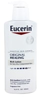 Eucerin - Moisturizing Lotion Original Dry Skin Therapy Fragrance Free - 16.9 oz.