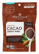 Cacao Sweet Raw Chocolate Nibs - 4 oz.