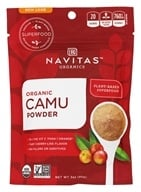 Navitas Organics - Raw Camu Camu Powder Rainforest Superfruit - 3 oz.