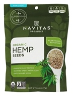 Navitas Naturals - Hemp Seeds - 8 oz., from category: Health Foods