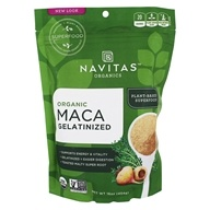 Navitas Naturals - Gelatinized Maca Powder - 16 oz.