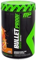 Muscle Pharm - Bullet Proof Advanced Night Time Recovery System Orange Raspberry - 10.97 oz.