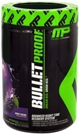 Muscle Pharm - Bullet Proof Advanced Night Time Recovery System Grape Fusion - 10.97 oz.