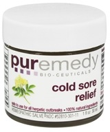 Puremedy - Cold Sore Relief - 1 oz. Formerly Cold Sore Formula Organic Lemon Balm