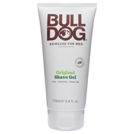 Bulldog Natural Skincare - Shave Gel Original - 5.9 oz. (5060144640000)