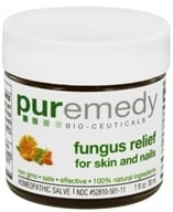 Puremedy - Fungus Relief for Skin & Nails - 1 oz. Formerly Fungus Free Homeopathic Salve