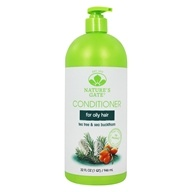 Image of Nature's Gate - Conditioner Calming Tea Tree - 32 oz.