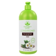 Nature's Gate - Conditioner Herbal Daily Conditioning - 32 oz. (078347751831)