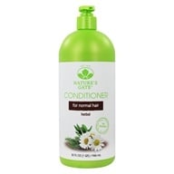 Image of Nature's Gate - Conditioner Herbal Daily Conditioning - 32 oz.