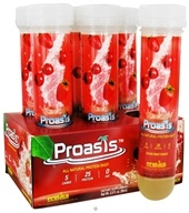 Protica Nutritional Research - Proasis All Natural Protein Shot Clear Fruit Punch - 2.9 oz. by Protica Nutritional Research