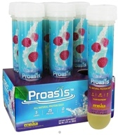 Protica Nutritional Research - Proasis All Natural Protein Shot Clear Raspberry - 2.9 oz. by Protica Nutritional Research