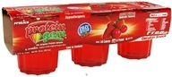 Image of Protica Nutritional Research - Protein Gem Gelatin Snack 3 Pack Fruit Punch - 18 oz.