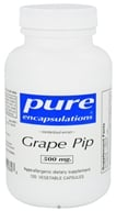 Pure Encapsulations - Grape Pip Standardized Grape Seed Extract 500 mg. - 120 Vegetarian Capsules