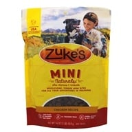 Zuke's - Mini Naturals Dog Treats Chicken Formula - 1 lb.